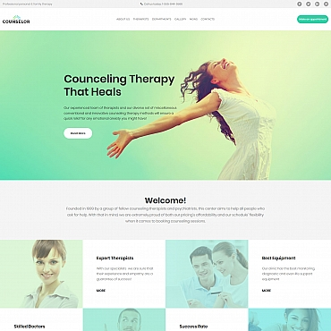 Website Template № 65564