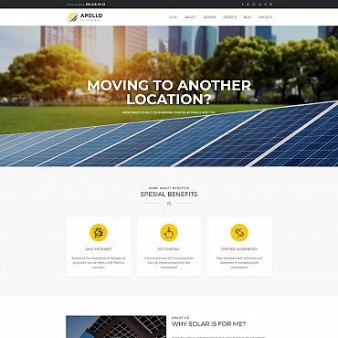 Website Template № 65570