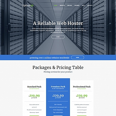 Website Template № 65576