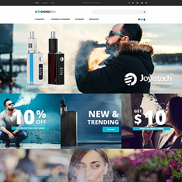 Website Template № 65583