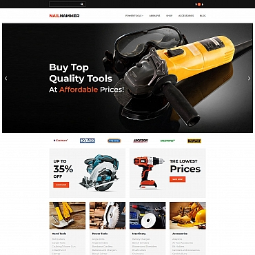 Template MotoCMS Ecommerce Templates #65593