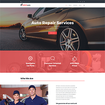 Website Template № 65608