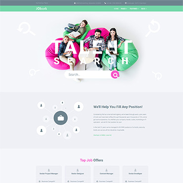 Website Template № 65624