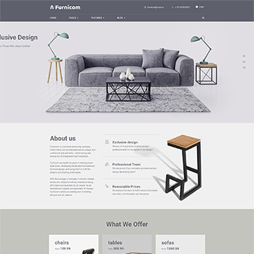 Website Template № 65625