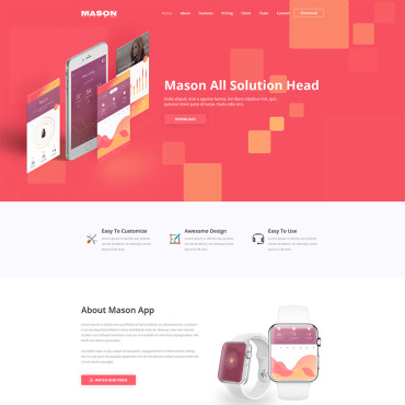 Website Template № 65647