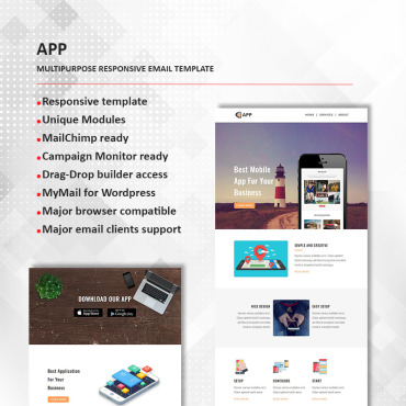 Website Template № 65702