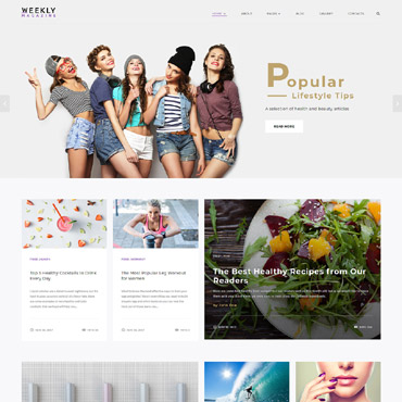 Website Template № 65713