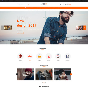 Website Template № 65723