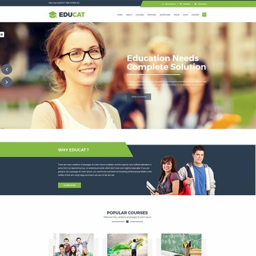 Website Template № 65726