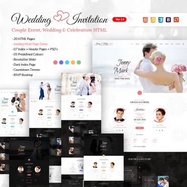 Website Template № 65727