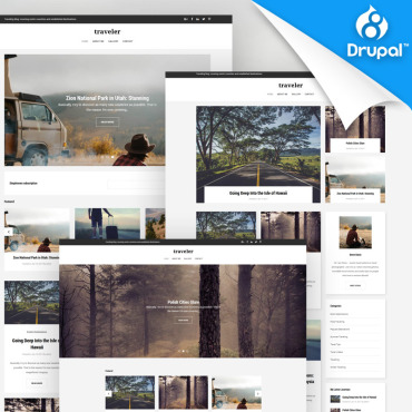 Website Template № 65735