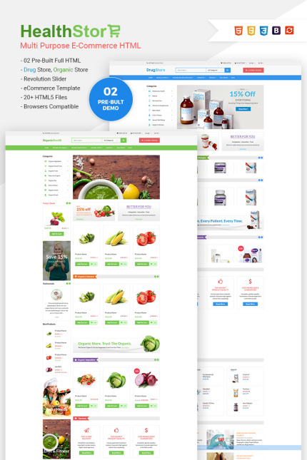 Template 65772 for Dreamweaver shopping cart templates