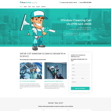 Website Template № 65777