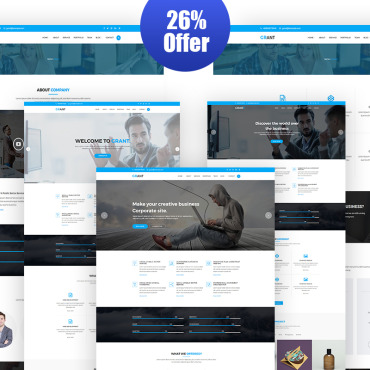 Website Template № 65797