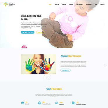 Website Template № 65801