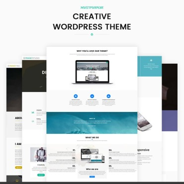 Website Template № 65815