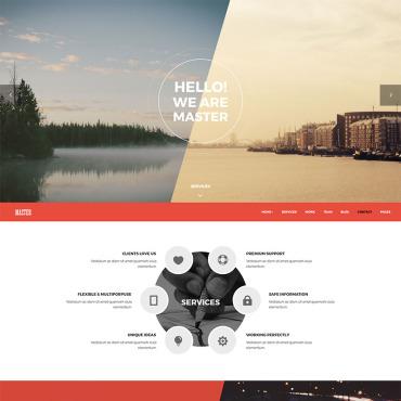 Template Artă și fotografie HTML, JS şi CSS #65822