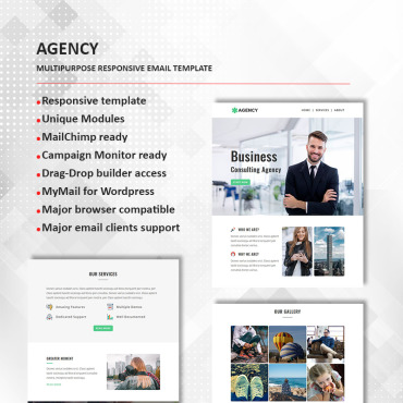 Website Template № 65840