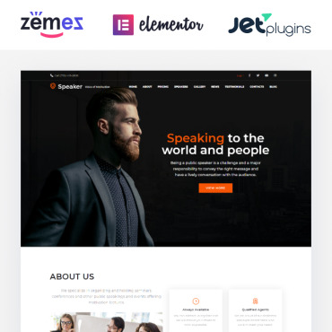 Website Template № 65846