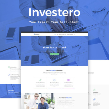 Website Template № 65854