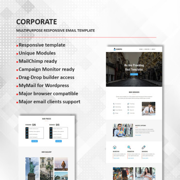 Website Template № 65866