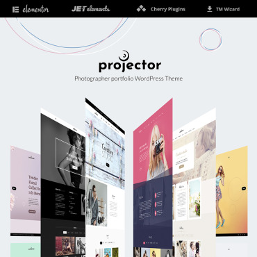 Website Template № 65915