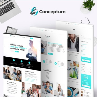 Website Template № 65934