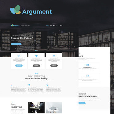 Website Template № 65946