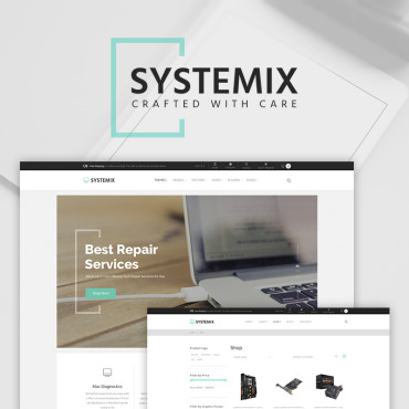 Website Template № 65969