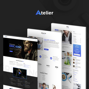 Website Template № 65989