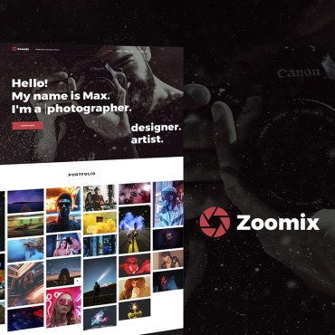 Website Template № 66004