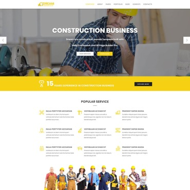 Website Template № 66014
