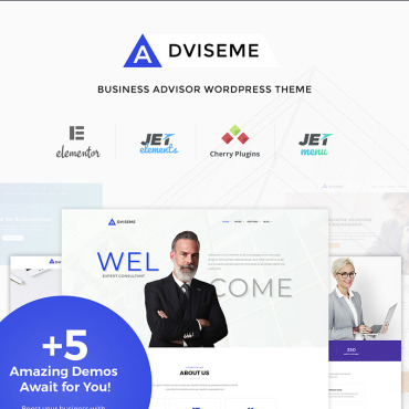 Website Template № 66036