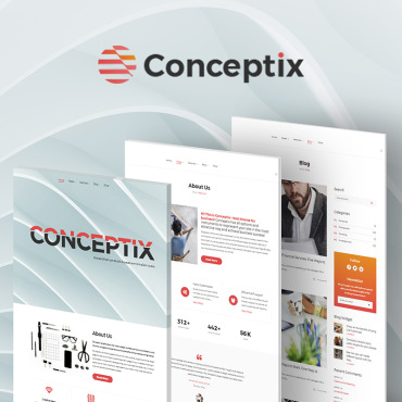 Website Template № 66065