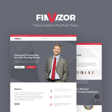 Website Template № 66066