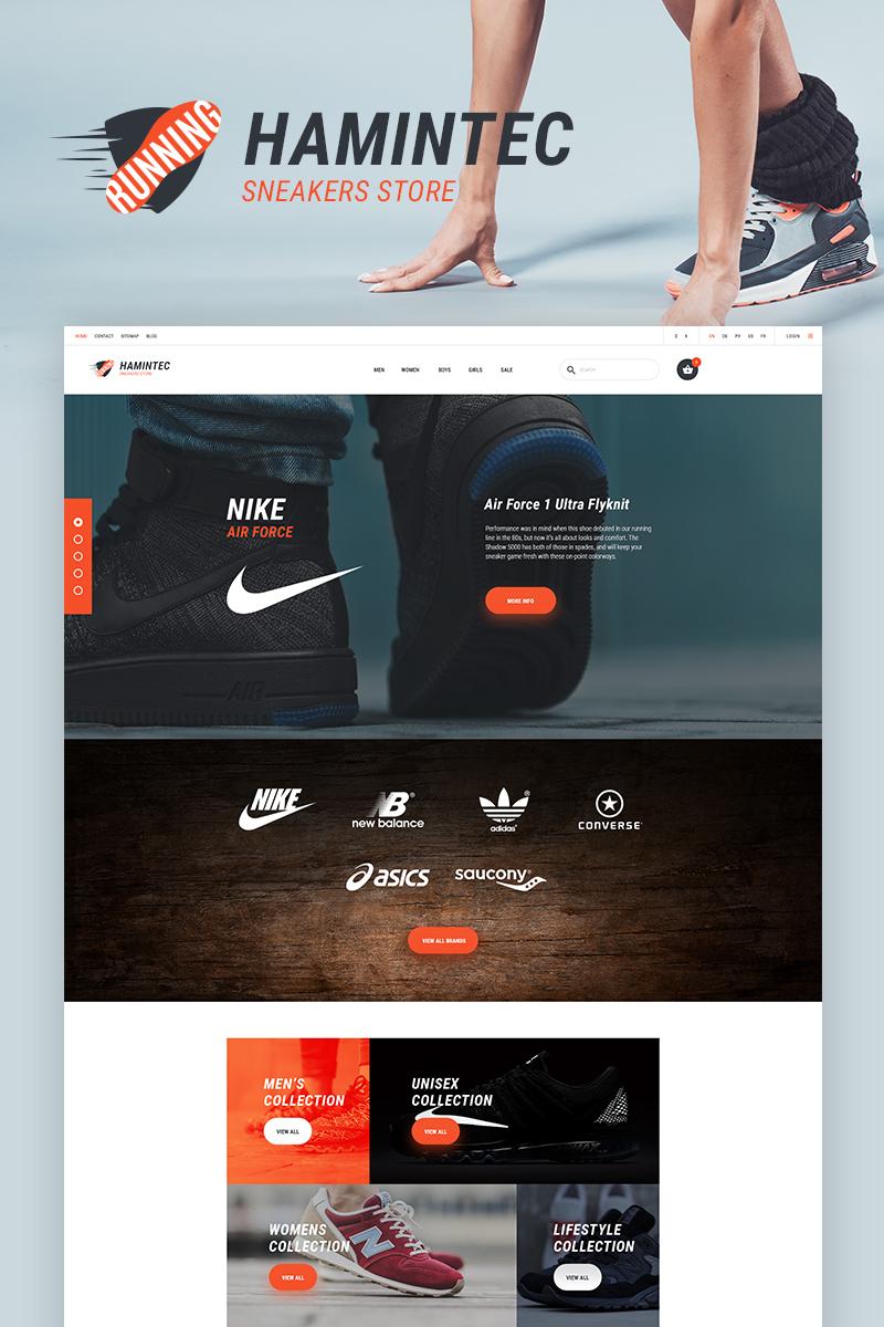 Hamintec 2 - Sneakers Store PrestaShop Theme