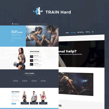 Website Template № 66079