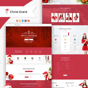 Template Page d'atterrissage #66092