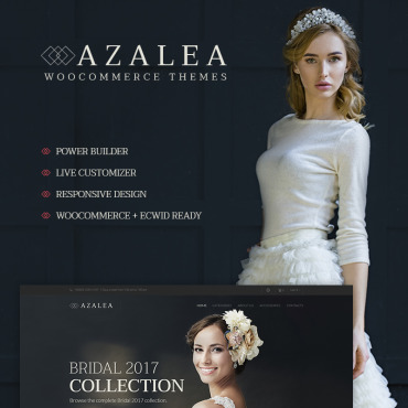 Website Template № 66120
