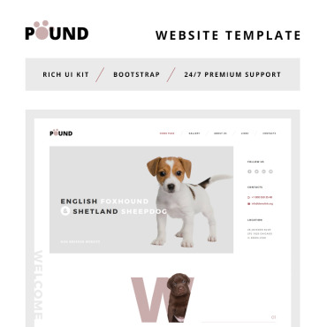 Website Template № 66126
