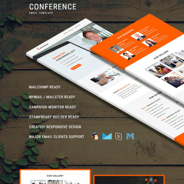 Website Template № 66185