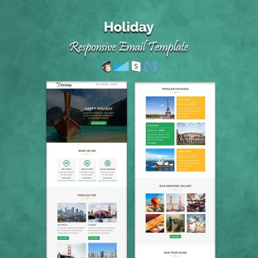 Website Template № 66191