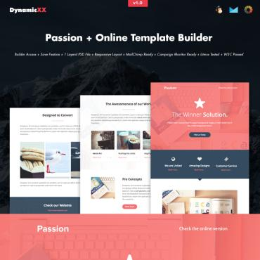 Website Template № 66236