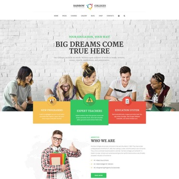 Website Template № 66265