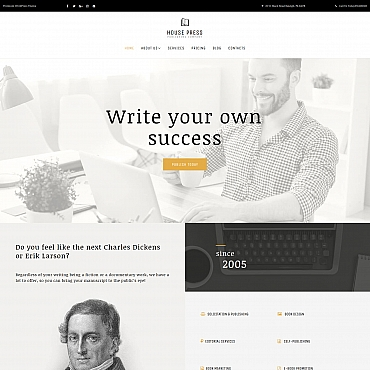 Website Template № 66354