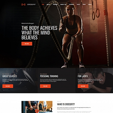 Website Template № 66390