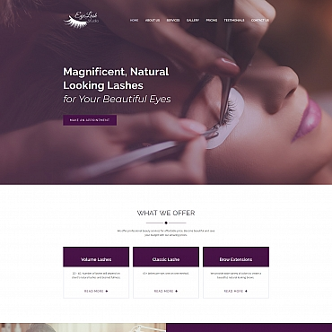 Website Template № 66395
