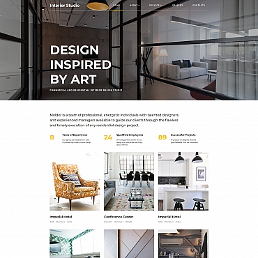 Website Template № 66396