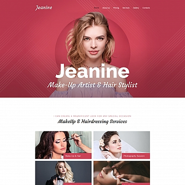 Website Template № 66398