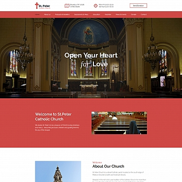Website Template № 66401